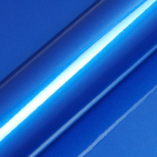 Hexis Gloss Apollo Blue Fine Glitter HX20P004B Vinyl Wrap