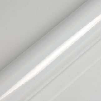 Hexis Gloss White Rainbow HX30RW002B Vinyl Wrap