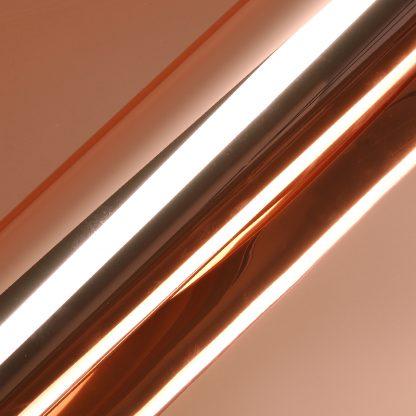 Hexis Gloss Rose Gold Super Chrome HX30SCH12B Vinyl Wrap