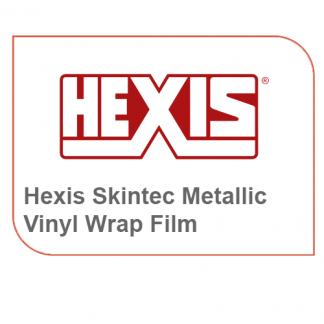 Hexis Skintac Metallic Vinyl Wrap Film