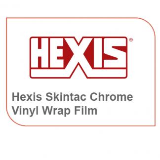 Hexis Skintac Chrome Vinyl Wrap