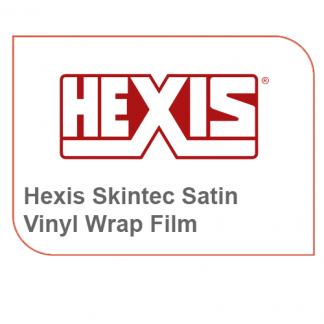 Hexis Skintac Satin Vinyl Wrap Film