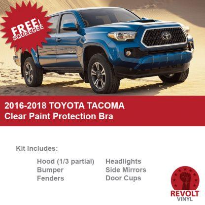 2016-2018 Toyota Tacoma