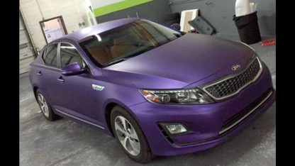 Avery SW900 Matte Purple Metallic 565M Vinyl Wrap