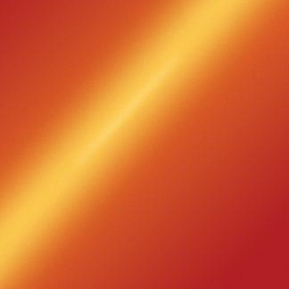 Orafol 970RA Matte Sunset Shift - Red/Orange 100M Vinyl Wrap