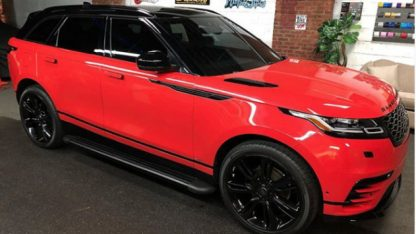 3M 2080 Flame Red G53 Vinyl Wrap
