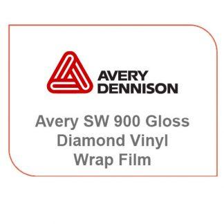 Avery SW 900 Gloss Diamond Vinyl Wrap Film