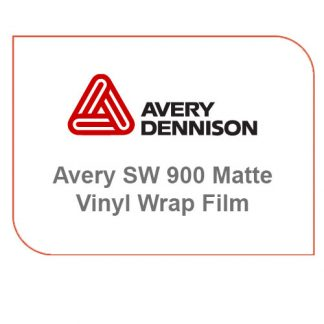 Avery SW 900 Matte Vinyl Wrap Film