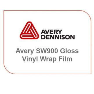 Avery SW900 Gloss Vinyl Wrap Film