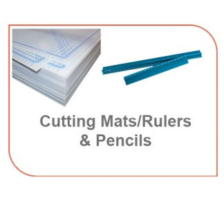 Cutting Mats/Rulers & Pencils