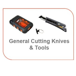 General Cutting Knives & Tools
