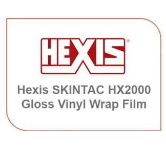 Hexis Skintac HX20000 Gloss Vinyl Wrap Film