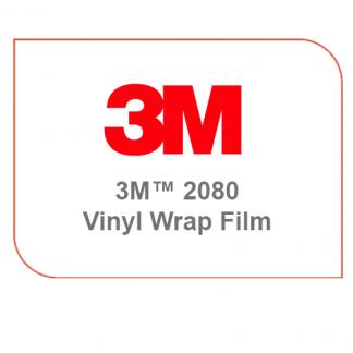 3M™ 2080 Vinyl Wrap Film