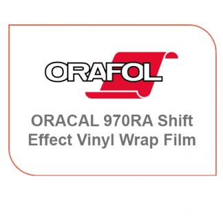 ORACAL 970RA Shift Effect Vinyl Wrap Film